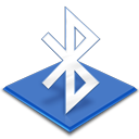 أيقونة Bluetooth File Exchange