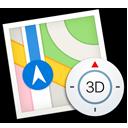 Ikona aplikacije Karte