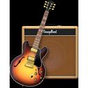 Ikona aplikacije GarageBand