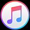 iTunes のアイコン