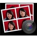 Photo Booth 아이콘