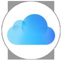 Ícone do iCloud Drive