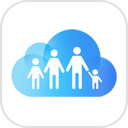 pictogramă Partajare familială
