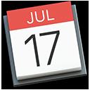 Ikona aplikácie Kalendár