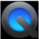Ikona aplikácie QuickTime Player