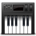Ikona nastavenia MIDI audia