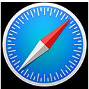Ikona aplikácie Safari
