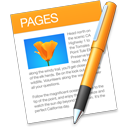 """""""Pages""""图标"""