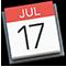 Ikona aplikace Kalendář