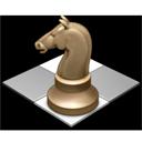 """Symbol für die App """"Schach"""""""