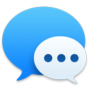 Icône de Messages