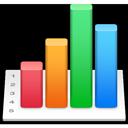 Icône Numbers