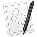 Scripteditor-symbool