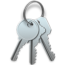 Ícone do Acesso a Porta-chaves