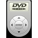 ไอคอนเครื่องเล่น DVD