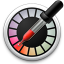 Sayısal Renk Ölçer simgesi