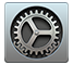 Systemvalg-symbolet