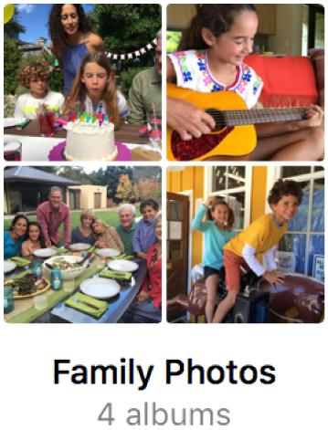 Thumbnail of a folder of photos.