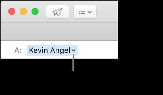 come salvare mail sul mac