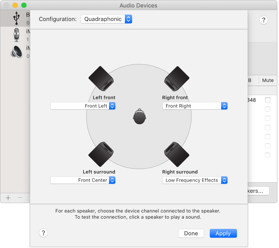 Welcome to Audio MIDI Setup on Mac - Apple Support
