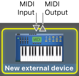 Set up MIDI devices using Audio MIDI Setup on Mac - Apple