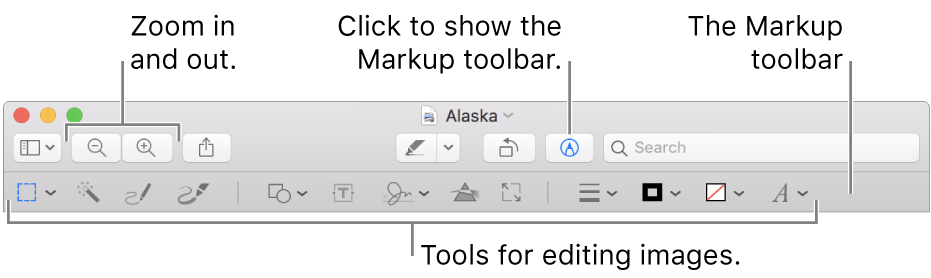 how to open preview on mac