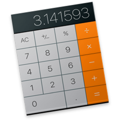 Perform calculations in Calculator on Mac - Apple Support