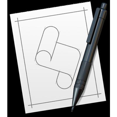 The Script Editor icon