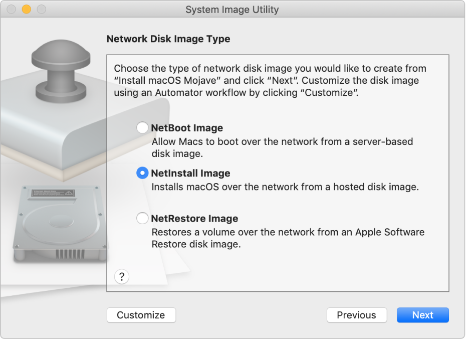 Welcome to System Image Utility on Mac - Apple Support