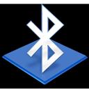 Symbol für den Bluetooth-Datenaustausch