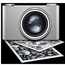 """Symbol für die App """"Digitale Bilder"""""""