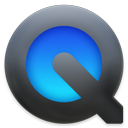 QuickTime Player のアイコン