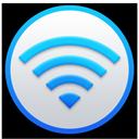 Symbool van AirPort-configuratieprogramma