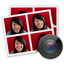 Photo Booth-symbool