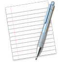 Symbol för Textredigerare
