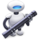 أيقونة Automator