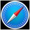 """""""Safari 浏览器""""图标"""