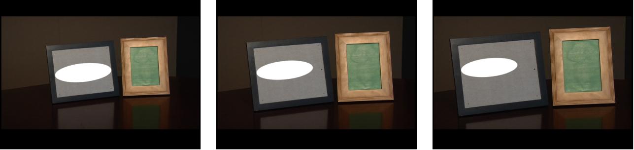 """Canvas mit einem Objekt und Tracking nur nach """"Position"""""""