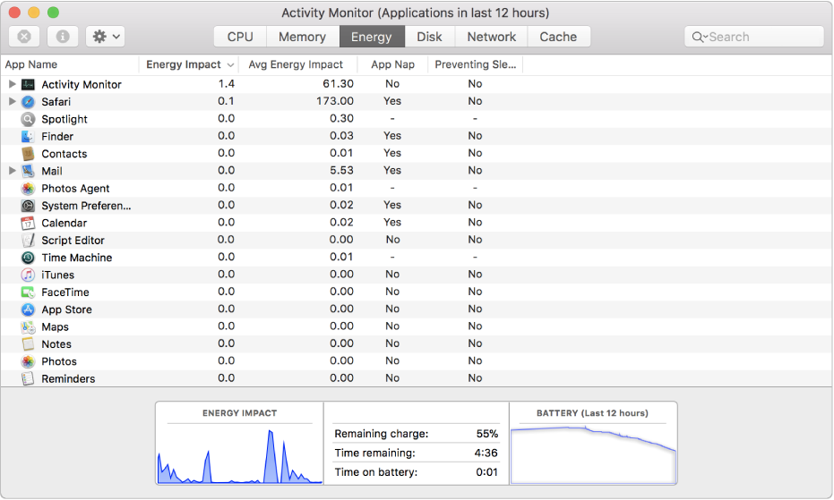 Welcome to Activity Monitor on Mac - Apple Support