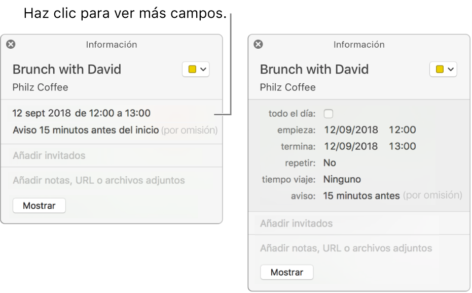 Anadir Calendario.Configurar O Eliminar Un Evento Que Se Repite En Calendario
