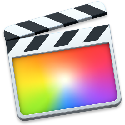 Icône de l'app FinalCutPro