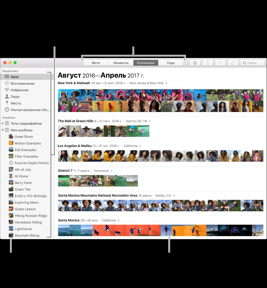 программа для просмотра фотографий для mac