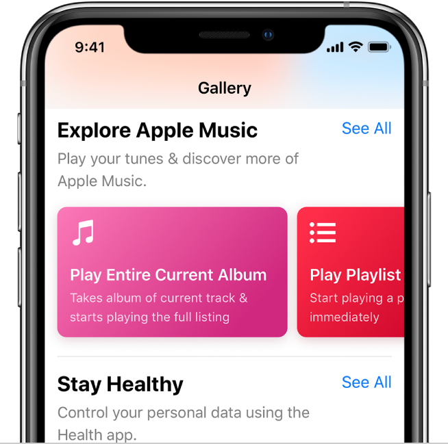 Shortcuts User Guide - Apple Support