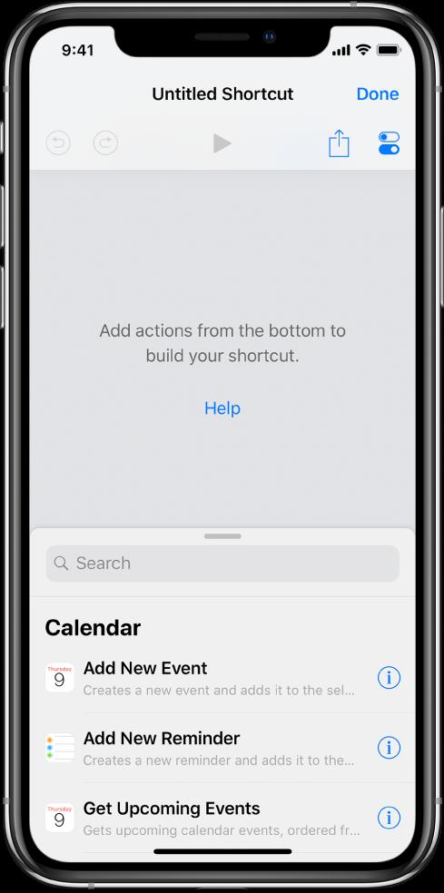 Trình sửa phím tắt trống trên iPhone.