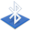 Icona de l'Intercanvi d'Arxius Bluetooth