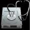 Icona de la Utilitat de Discos