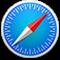 Ikona aplikace Safari