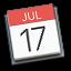 Ikona Kalendář