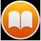 Ikona aplikace Knihy