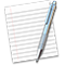Icône de TextEdit